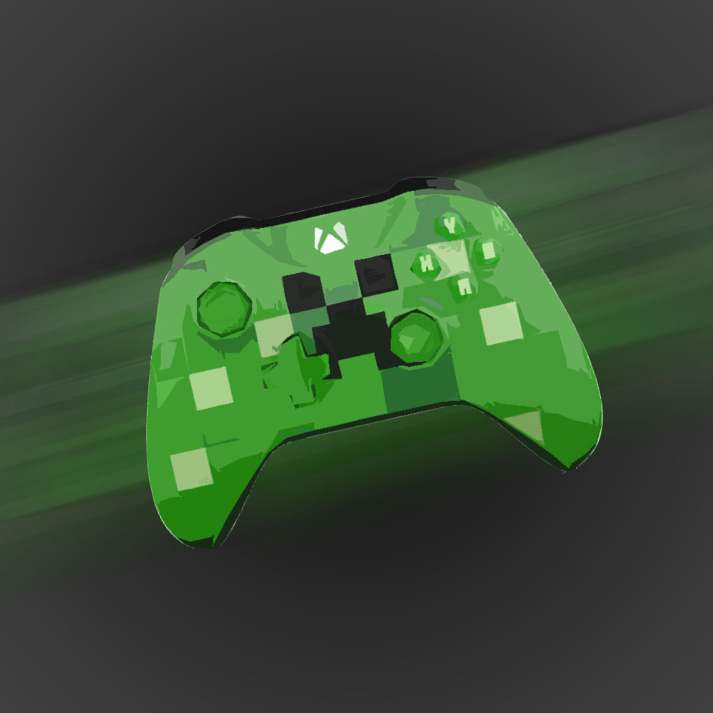 Xbox Wireless Controller Minecraft Limited Edition In Der Vorschau - Minecraft ahnliche spiele fur xbox 360