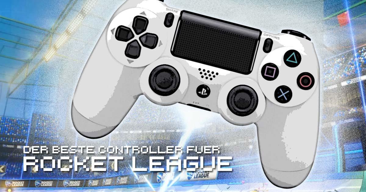 Bester Controller Für Rocket League Womit Spielen Die Profis - Minecraft mit ps3 controller spielen pc