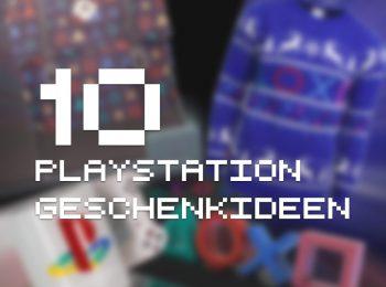 10 Geschenkideen für PlayStation Fans